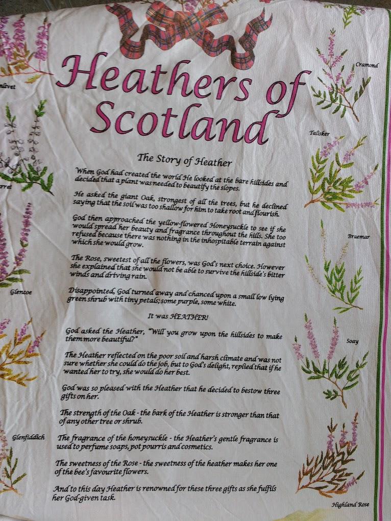 Preghiera scozzese
